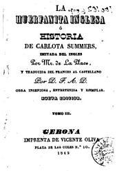 La Huerfanita inglesa ó Historia de Carlota Summers