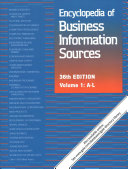 Encyclopedia of Business Information Sources PDF