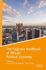 The Palgrave Handbook of African Political Economy