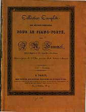 Collection complète des oeuvres: Volume 18