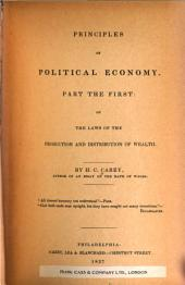 Principles of Political Economy: Parts 1-4
