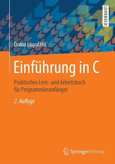 Einf  hrung in C PDF