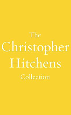 The Christopher Hitchens 4 Book Collection