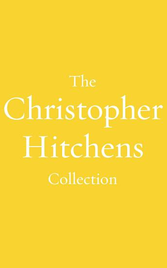 The Christopher Hitchens 4 Book Collection PDF