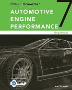 Today's Technician: Automotive Engine Performance, Classroom and Shop Manuals, Spiral bound Version
