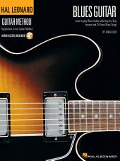 Hal Leonard Guitar Method -- Blues Guitar