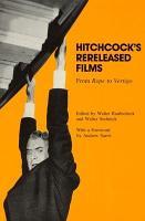 Hitchcock s Rereleased Films PDF