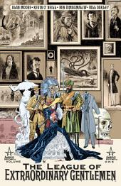 The League of Extraordinary Gentlemen Vol. 1: Volume 1