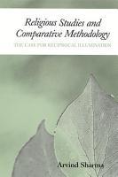 Religious Studies and Comparative Methodology PDF