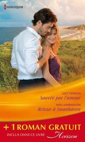 Sauvée par l'amour - Retour à Swanhaven - Premier baiser: (promotion)
