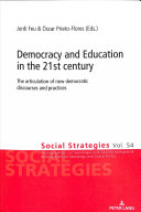 Democracy and Education in the 21st Century