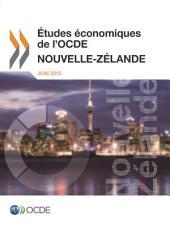 Études économiques de l'OCDE : Nouvelle-Zélande 2013