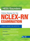 Hesi Saunders Online Review for the NCLEX RN Examination  1 Year  Book