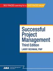 Successful Project Management: EBook Edition, Edition 3