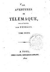 Les aventures de Télémaque, fils de Ulisse: Volume2