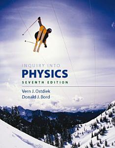 Inquiry Into Physics Book