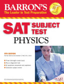 Barron s SAT Subject Test in Physics Book