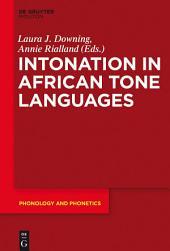 Intonation in African Tone Languages