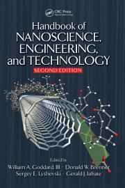 Handbook Of Nanoscience  Engineering  And Technology