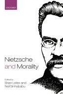 Nietzsche and Morality PDF