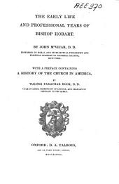 The Early Life and Professional Years of Bishop Hobart