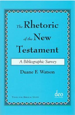 The Rhetoric of the New Testament PDF