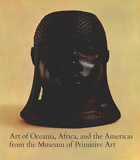 Art of Oceania  Africa  and the Americas PDF