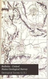 Bulletin - United States Geological Survey: Volumes 359-361