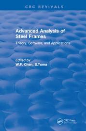 Advanced Analysis of Steel Frames PDF