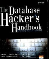 The Database Hacker s Handbook Defending Database PDF