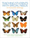 Teaching Students With Special Needs In Inclusive Settings Fifth Canadian Edition
