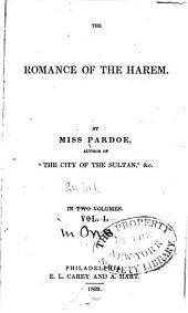 The Romance of the Harem: Volumes 1-2