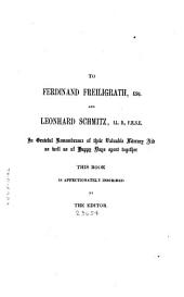 George Chapman's Tragedy of Alphonsus, Emperor of Germany