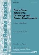Plastic Flame Retardants