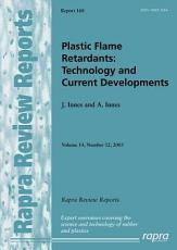 Plastic Flame Retardants PDF