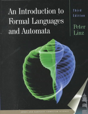 An Introduction to Formal Languages and Automata PDF