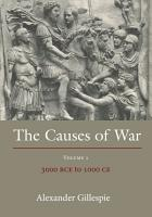 The Causes of War PDF