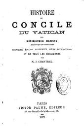 Histoire du Concile du Vatican