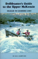 Driftboater s Guide to the Upper McKenzie