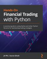 Hands On Financial Trading with Python PDF