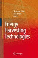 Energy Harvesting Technologies PDF