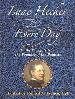 Isaac Hecker for Every Day PDF