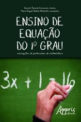 Ensino de equa    o do 1o grau PDF