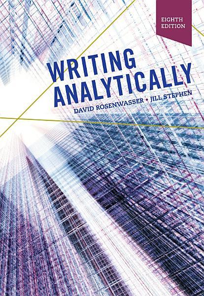 Writing Analytically