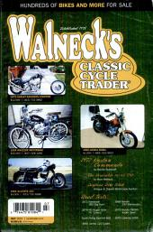 WALNECK'S CLASSIC CYCLE TRADER, JULY 2001