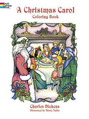 A Christmas Carol Coloring Book PDF