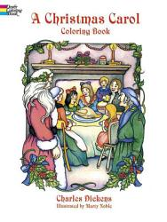 A Christmas Carol Coloring Book Book PDF