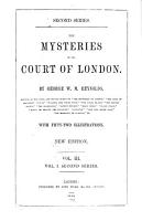 The Mysteries of the Court of London PDF
