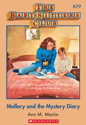 The Baby-Sitters Club #29: Mallory and the Mystery Diary