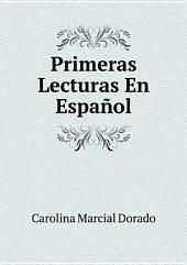 Primeras Lecturas En Espa?ol